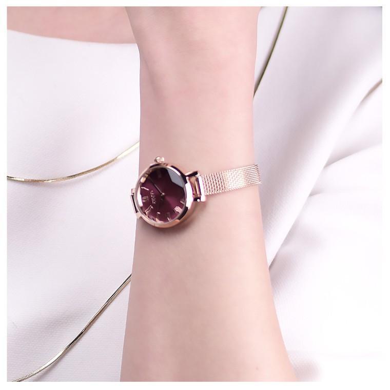 腕時計 レディース 防水 時計 おしゃれ ブランド シンプル 人気 オフィス ピンクゴールド 20代 30代 40代 50代 JULIUS プレゼント 母の日 ギフト|rirty|08