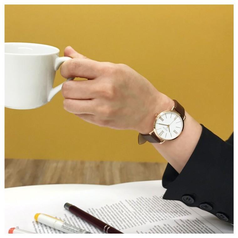 腕時計 レディース 時計 ブランド 防水 お揃い オシャレ シンプル 10代 20代 30代 40代 50代 革ベルト ペアウォッチ JULIUS プレゼント 母の日 ギフト rirty 04