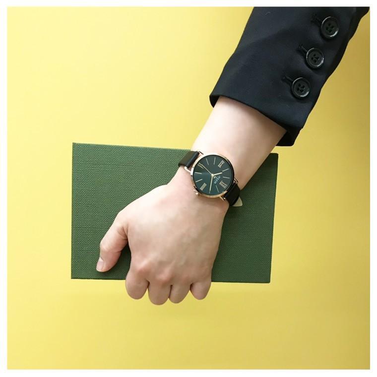 腕時計 レディース 時計 ブランド 防水 お揃い オシャレ シンプル 10代 20代 30代 40代 50代 革ベルト ペアウォッチ JULIUS プレゼント 母の日 ギフト rirty 05