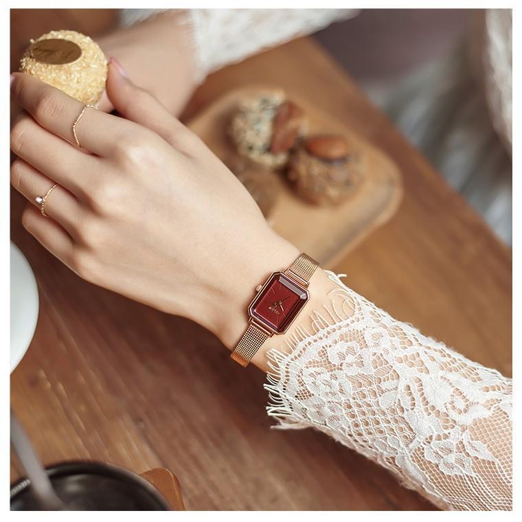 腕時計 レディース ブランド 防水 レディース腕時計 おしゃれ 人気 スクエア型 四角 20代 30代 40代 50代 JULIUS プレゼント 母の日 ギフト 送料無料|rirty|06