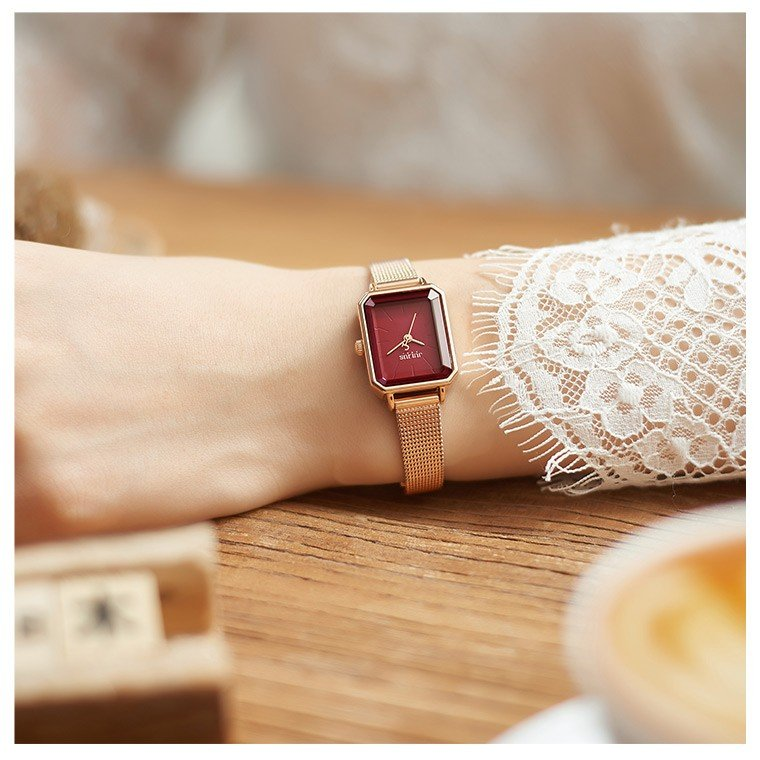 腕時計 レディース ブランド 防水 レディース腕時計 おしゃれ 人気 スクエア型 四角 20代 30代 40代 50代 JULIUS プレゼント 母の日 ギフト 送料無料|rirty|07