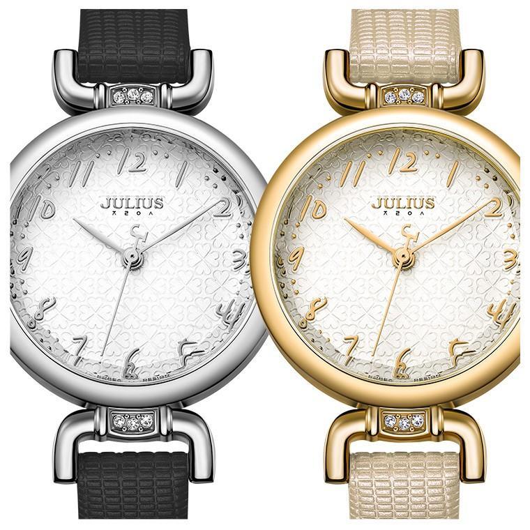 腕時計 レディース 時計 ブランド 防水 おしゃれ かわいい 30代 40代 50代 カジュアル 20代 オフィス クローバー JULIUS プレゼント 母の日 ギフト|rirty|02