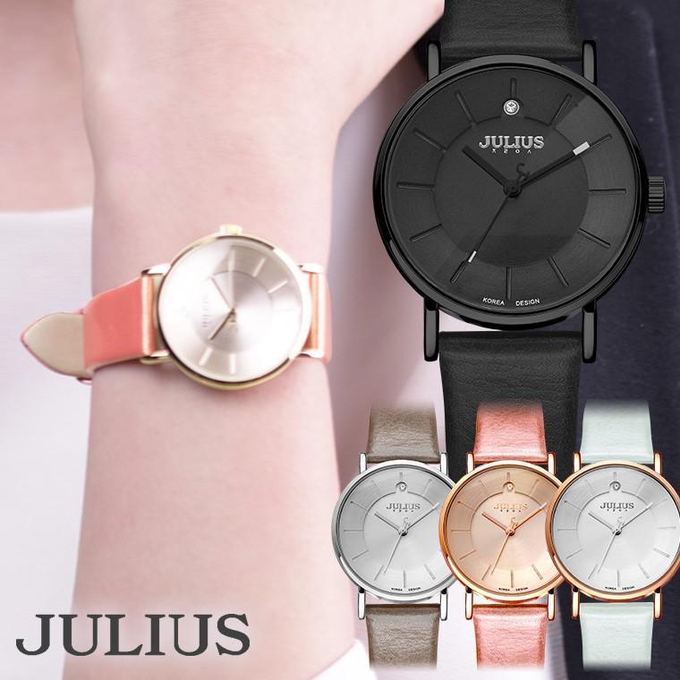 腕時計 レディース 時計 ブランド 防水 おしゃれ かわいい シンプル 30代 40代 50代 アクセサリーカジュアル 20代  JULIUS プレゼント 母の日 ギフト|rirty