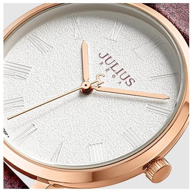 腕時計 レディース 時計 ブランド 防水 おしゃれ かわいい シンプル 30代 40代 50代 革ベルト カジュアル 20代 JULIUS プレゼント 母の日 ギフト 送料無料|rirty|13