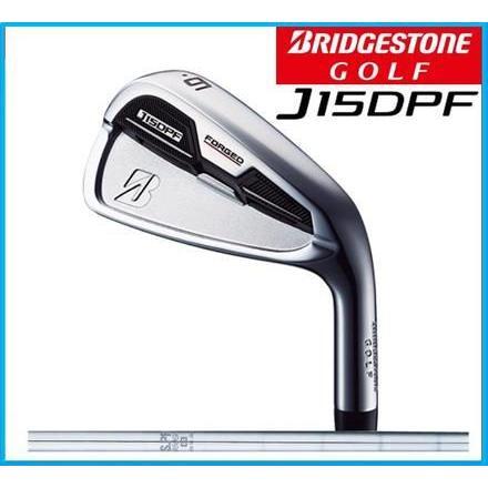 ブリヂストンゴルフ J15DPF アイアン 6本セット(#5〜9、PW)NS PRO 950GH スチールシャフト