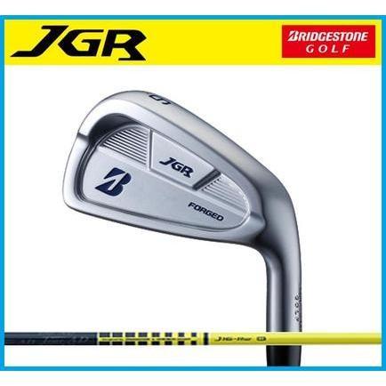 ブリヂストンゴルフ JGR FORGED フォージド アイアン単品(AW,SW) Tour AD J16-11I カーボンシャフト