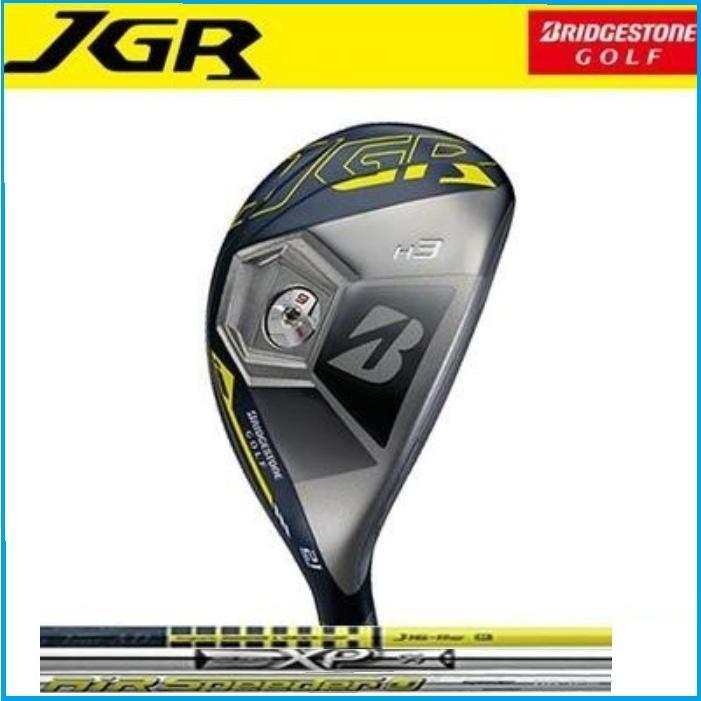 ☆2016 ブリヂストンゴルフ JGR  ユーティリティ  XP95 スチールシャフト