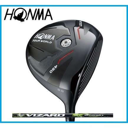 本間ゴルフ HONMA TOUR WORLD ホンマ ツアーワールド TW727 430 ドライバー VIZARD YA カーボンシャフト