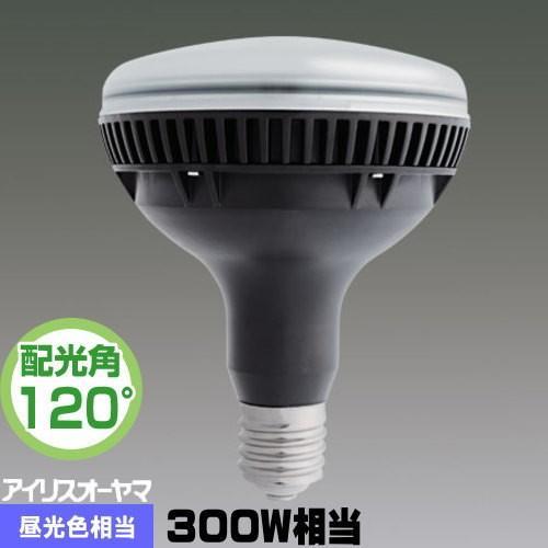 アイリスオーヤマ LDR100-200V25D8-H/E39-40BK2 LED電球 バラスト水銀灯300W相当 昼光色相当