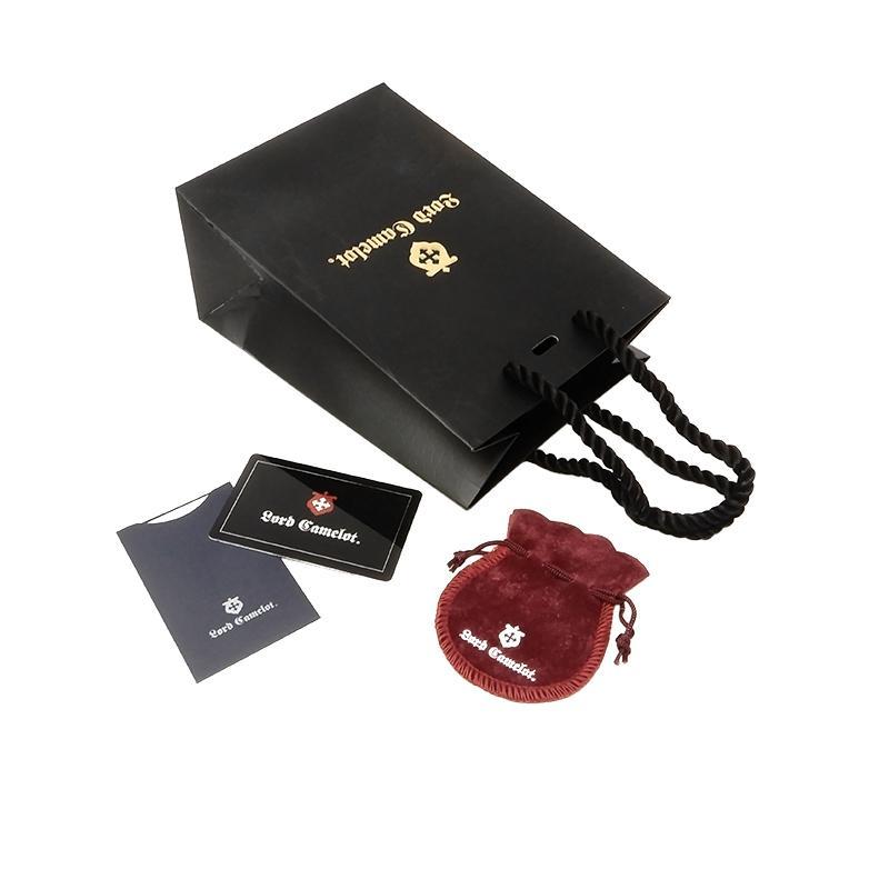 ロードキャメロット フープピアス LC525 シルバー925×ロイヤルシルバー Lord Camelot シルバーピアス 1点売り 片耳用 プレゼント ケース付き メンズ ブランド|rismtown-y|13