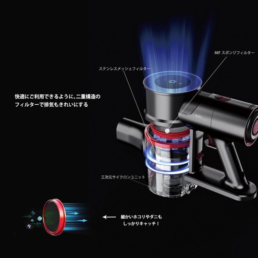 掃除機 コードレス モップクリーナー 電動 モップ 水拭き LEDライト 高速振動 水拭き?充電式モップクリーナー モップクリーナー 充電式 モップ クリーナー risou-shop 17