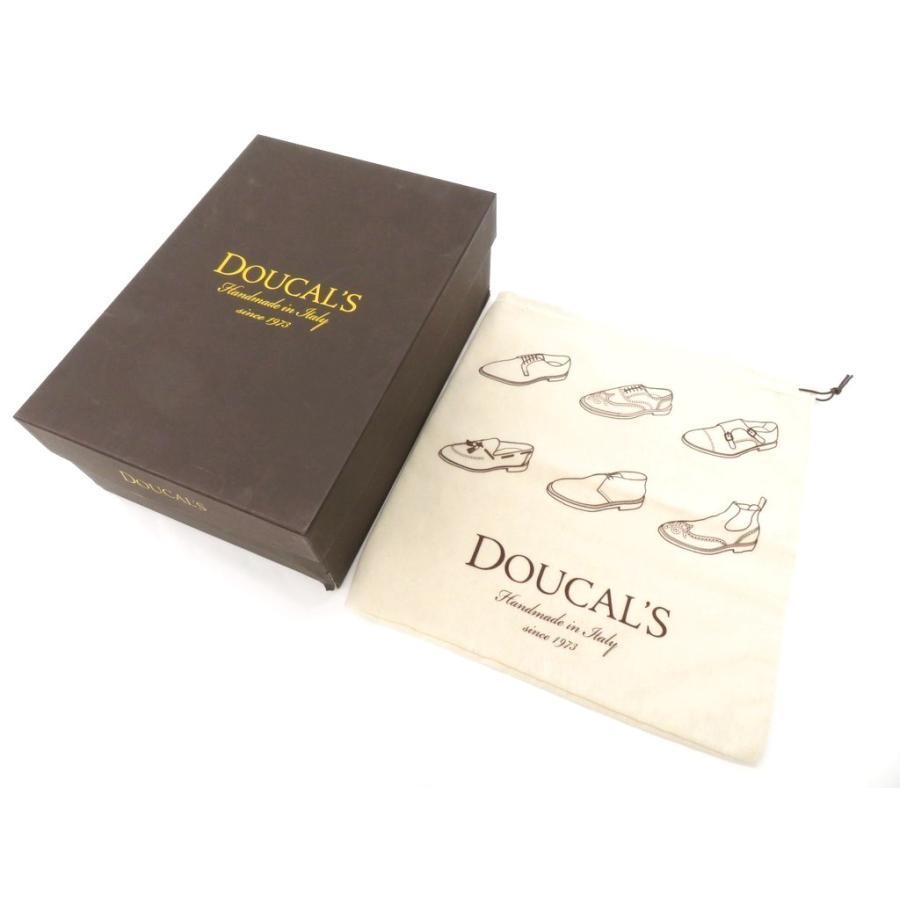 デュカルス DOUCALS ブーツ ブラウン 42|ritagliolibro|09