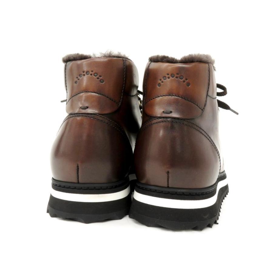 デュカルス DOUCALS ブーツ ブラウン 42|ritagliolibro|06