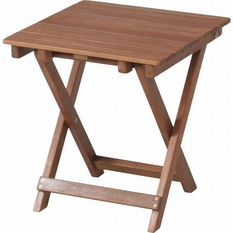 サイドテーブル ナチュラル ガーデニング アウトドア ガーデン riverp