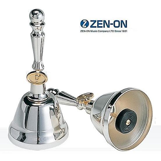 ゼンオン/全音 ミュージックベル·スーパーエクセレント 12音セット MB-SPE-12