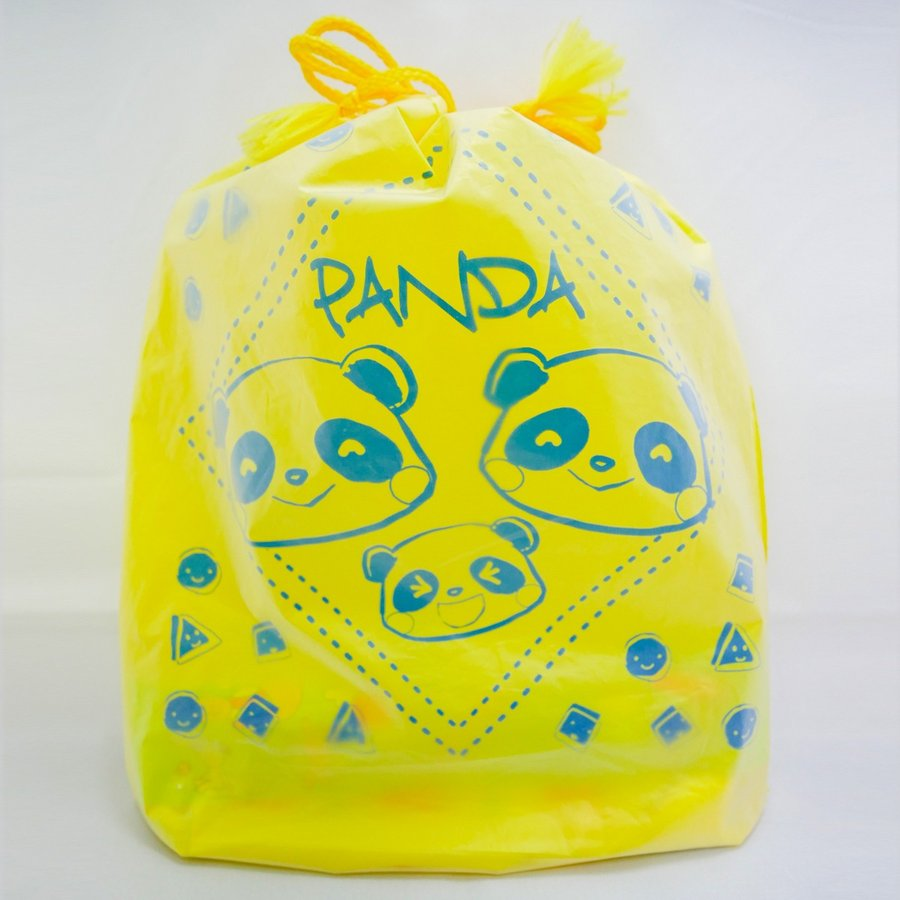 子供用パンダタオル巾着4点セット[1ロット(100セット)より注文可]|rkk2018|03
