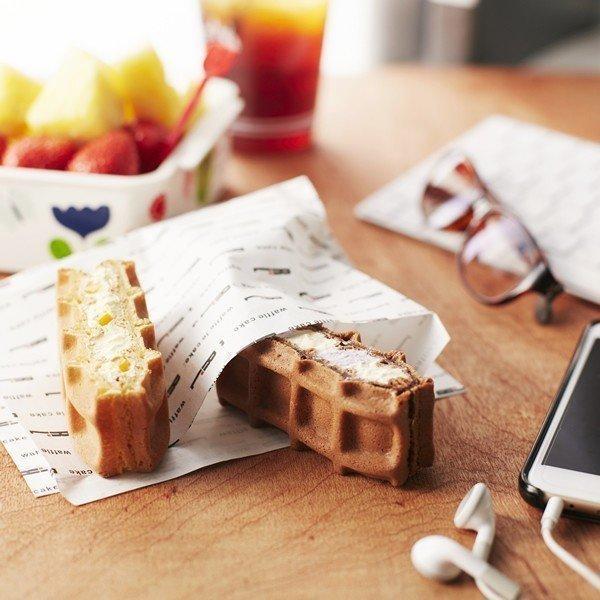 お菓子 まとめ買い 退職 ワッフルケーキ3個入り rl-waffle 06