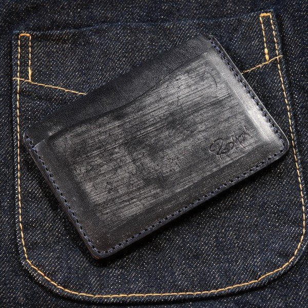 レッドムーン カードケース   BD-LC ブライドルレザー  REDMOON レターパックプラス対応|rmismfukuoka