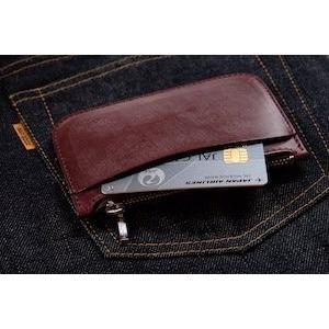 レッドムーン コインケース REDMOON BD-SW-L ラージサイズ ブライドルレザー カード入れ スマートウォレット レターパックプラス対応 rmismfukuoka 02