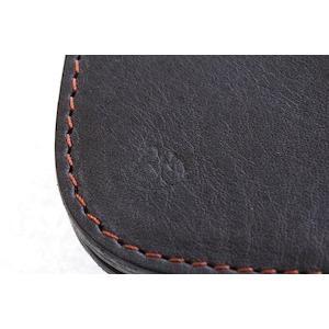 レッドムーン 財布 REDMOON ショートウォレット HR-01A-LTD オイルレザーネイビー  限定商品【送料無料】|rmismfukuoka|09