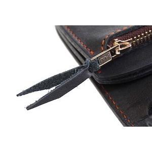 レッドムーン 財布 REDMOON ショートウォレット HR-01A-LTD オイルレザーネイビー  限定商品【送料無料】|rmismfukuoka|10