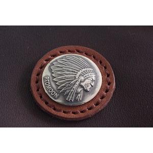 レッドムーン バッグ REDMOON ミニバッグ LS-MBZ ZETTコイン グローブレザー REDMOON rmismfukuoka 10