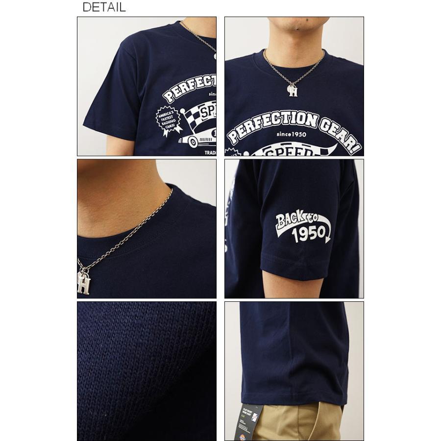SPEED オリジナルアメカジプリント 半袖Tシャツ レトロ カーレース 広告 アド 車 ヴィンテージ アメリカ メンズ レディース 大きいサイズ ST-SPEED robinjeansbug 03