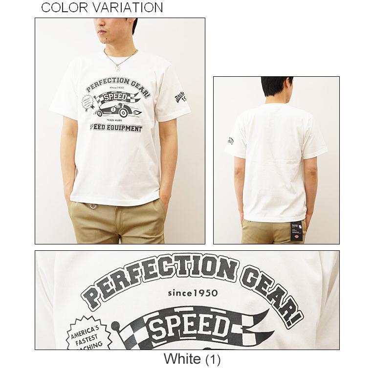 SPEED オリジナルアメカジプリント 半袖Tシャツ レトロ カーレース 広告 アド 車 ヴィンテージ アメリカ メンズ レディース 大きいサイズ ST-SPEED robinjeansbug 04