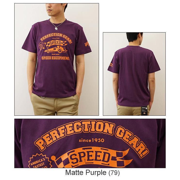 SPEED オリジナルアメカジプリント 半袖Tシャツ レトロ カーレース 広告 アド 車 ヴィンテージ アメリカ メンズ レディース 大きいサイズ ST-SPEED robinjeansbug 06