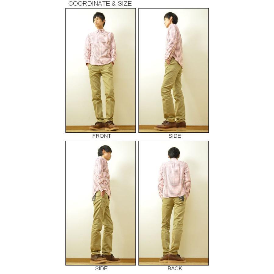 University of Oxford(ユニバーシティオブオックスフォード) ウインドペン チェックシャツ メンズ 長袖 ナチュラルストレッチ 伸縮 0701-51101 robinjeansbug 02