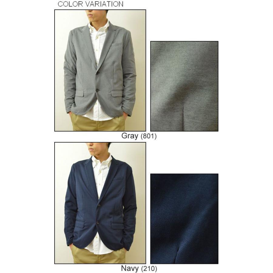 Slick(スリック) モクロディー テーラードジャケット メンズ 2つボタン ドレス 伸縮 ノッチドラペル 5168547|robinjeansbug|04