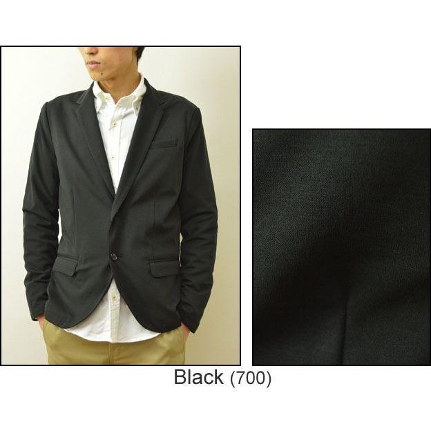 Slick(スリック) モクロディー テーラードジャケット メンズ 2つボタン ドレス 伸縮 ノッチドラペル 5168547|robinjeansbug|05