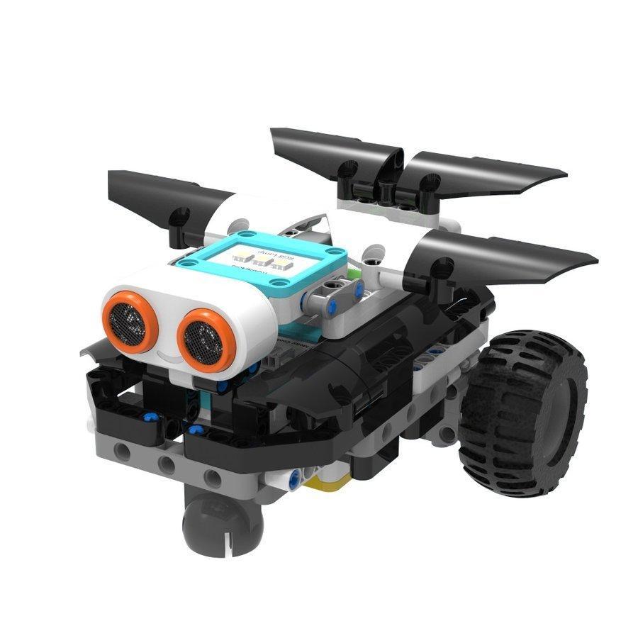 テックキュービック ベーシックセット TEC Cubic robocube 04
