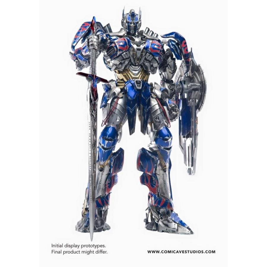 【お取り寄せ】Comicave Studios / コミッケイヴスタジオ 1/22 トランスフォーマー Optimus Prime オプティマスプライム