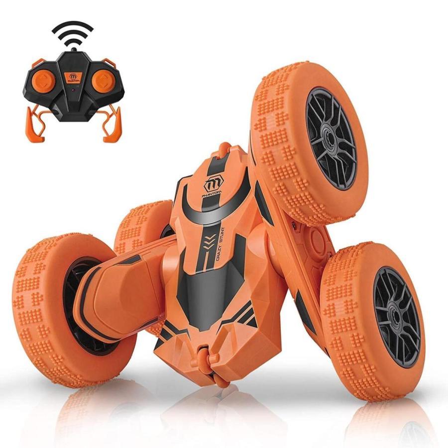ラジコンカー 子供 オフロード 人気 速い ラジコン 360度回転 両面走行 四輪駆動 ドリフト アクション 室内 室外 ミニ 小さい 小型 車 おもちゃ 玩具|robotplaza|13