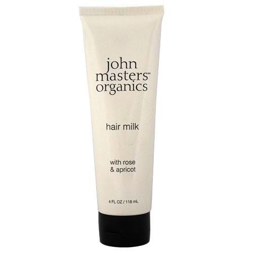 ジョンマスターオーガニック John Masters Organics ローズ&アプリコット ヘアミルク 118ml|rocco-shop|02