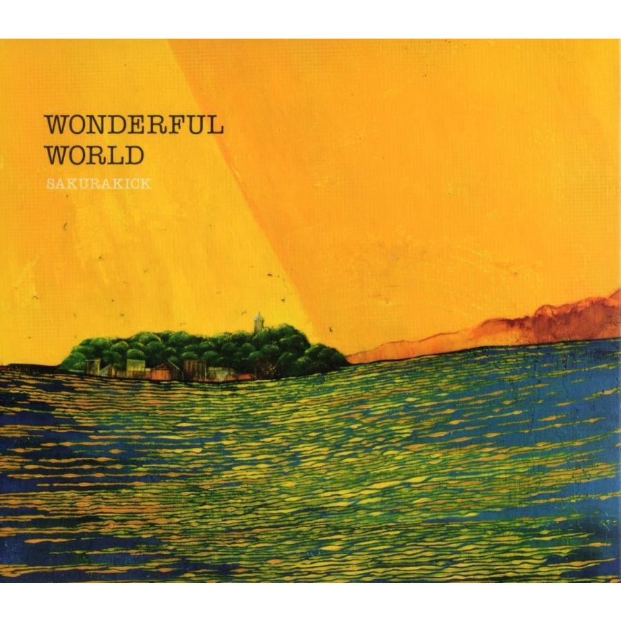 【CD】 SAKURAKICK / WONDERFUL WORLD|rockin-daddy