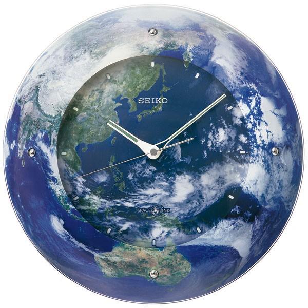 セイコー GPS 衛星 電波時計 壁掛け時計 GP218L オフィスタイプ 連続秒針 アナログ