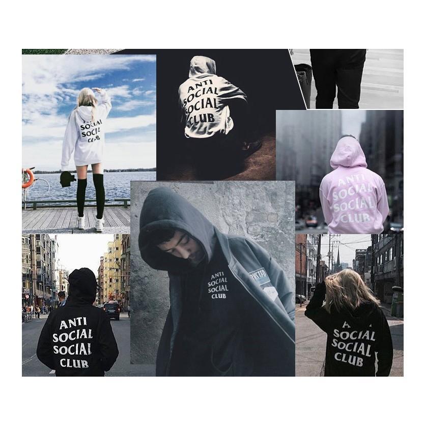 Anti Social Social Club Tシャツ メンズ レディース ユニセックス 半袖 黒 ブラック アンチソーシャルソーシャルクラブ Logo Tee 2 TWO TEE LOGO-T-2-B|rodeobros|11
