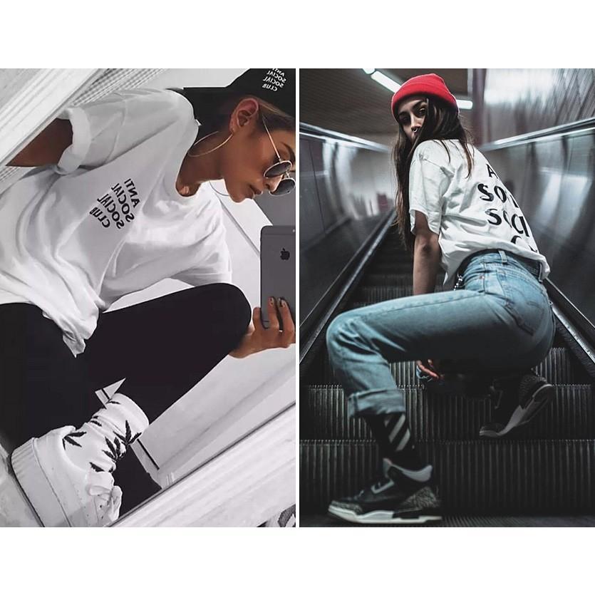 Anti Social Social Club Tシャツ メンズ レディース ユニセックス 半袖 白 ホワイト アンチソーシャルソーシャルクラブ Logo Tee 2 TWO TEE LOGO-T-2-W rodeobros 05