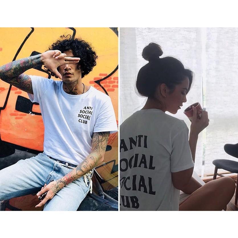 Anti Social Social Club Tシャツ メンズ レディース ユニセックス 半袖 白 ホワイト アンチソーシャルソーシャルクラブ Logo Tee 2 TWO TEE LOGO-T-2-W rodeobros 07