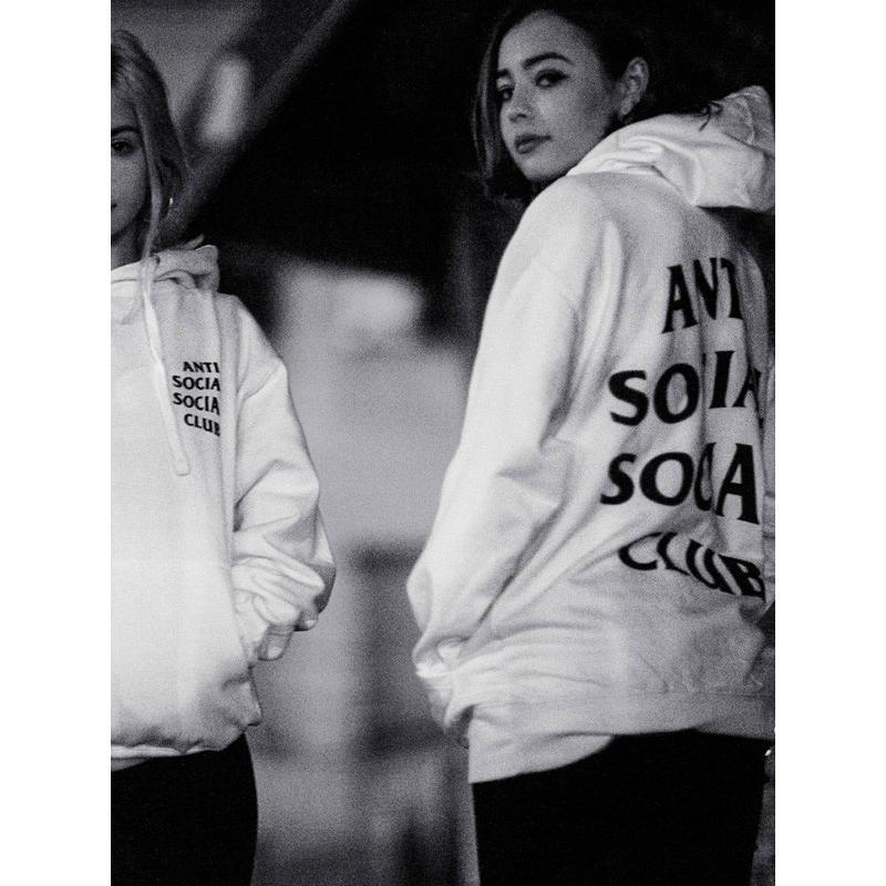 Anti Social Social Club パーカー レディース メンズ ユニセックス アンチソーシャルソーシャルクラブ 大きいサイズ Masochism Hoodie ORIGINAL-L-H-W|rodeobros