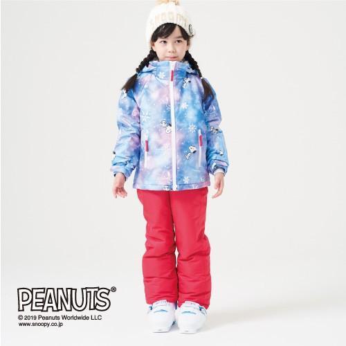 スノーボードウェア スキーウェア キッズ ジュニア 男の子 女の子 子供 スヌーピー 防水 防寒 ジャケット VESP 120 130 140 150 VSJJ1002|roji-shop|02