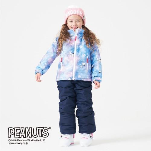 スノーボードウェア スキーウェア キッズ ジュニア 男の子 女の子 子供 スヌーピー 防水 防寒 ジャケット VESP 120 130 140 150 VSJJ1002|roji-shop|03