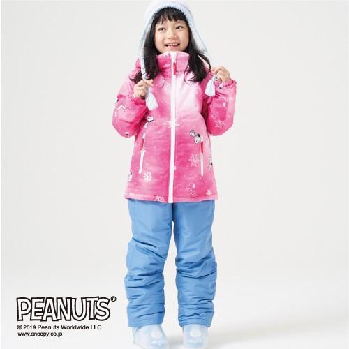 スノーボードウェア スキーウェア キッズ ジュニア 男の子 女の子 子供 スヌーピー 防水 防寒 ジャケット VESP 120 130 140 150 VSJJ1002|roji-shop|05