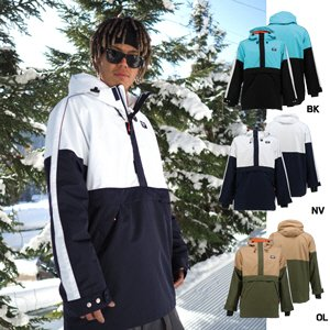 VESP ベスプ ジャケット メンズ レディース 男女兼用 スノボウェア スノーボードウェア スキーウェア DIGGERS LIGHT PULLOVER