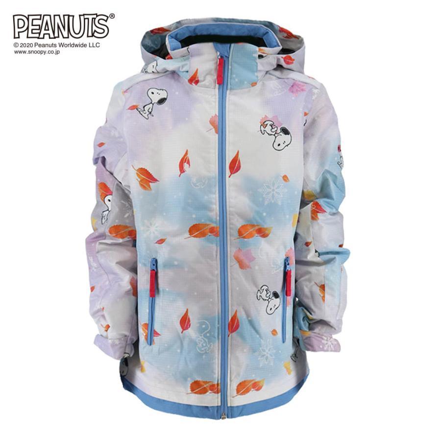 スノーボードウェア スキーウェア キッズ ジュニア 男の子 女の子 スヌーピー 子供  防水 防寒 ジャケット VESP 120 130 140 150 VSJJ1001|roji-shop|02