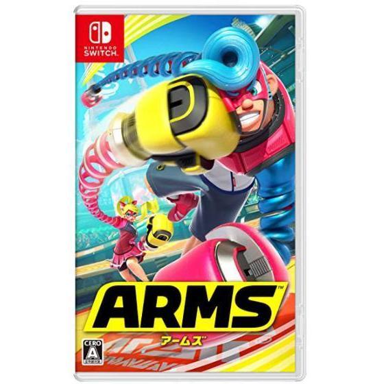 ARMS - Switch 送料無料|rokufi