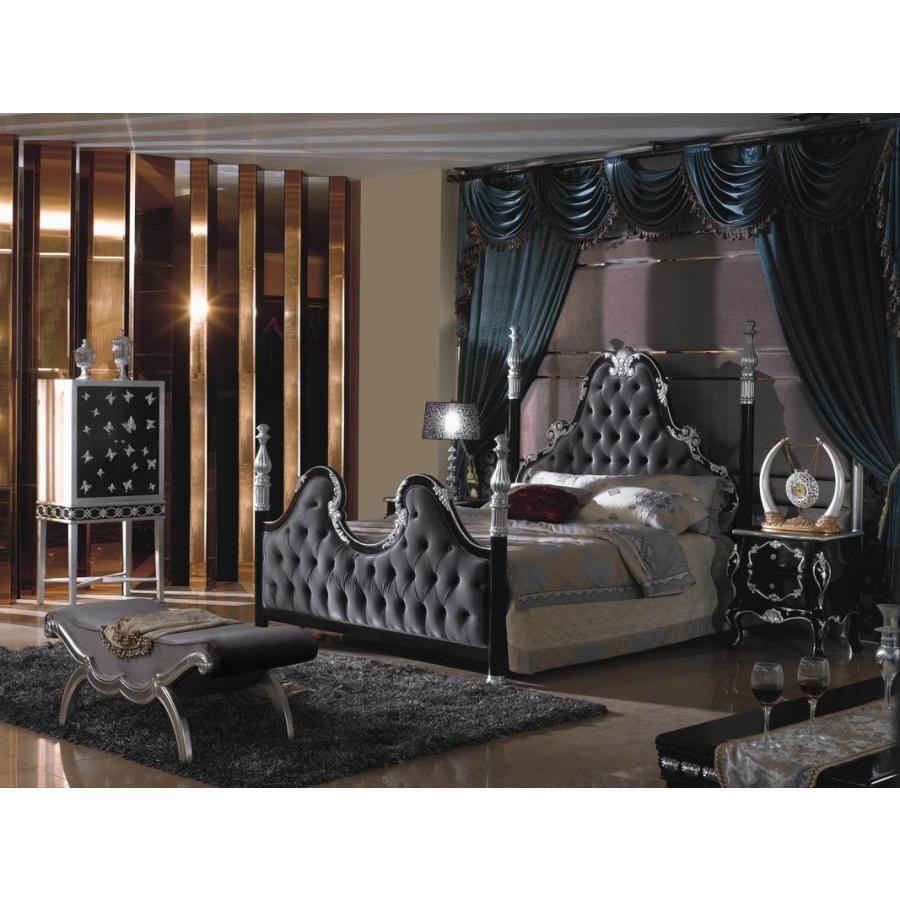 輸入家具・高級クラシックベッド 輸入家具・高級クラシックベッド YL-5610