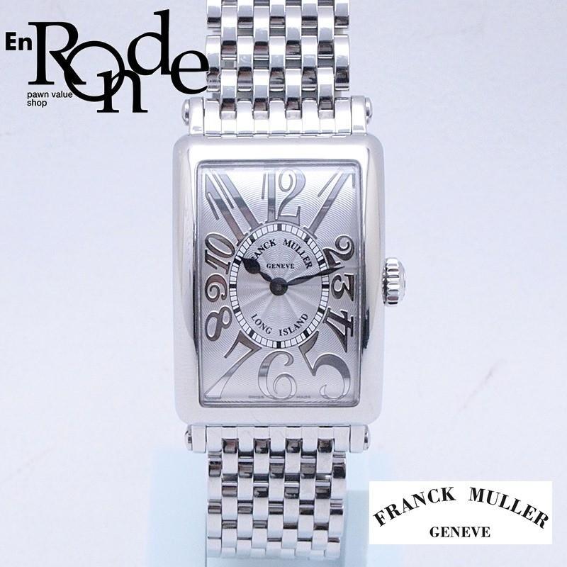 【レビューで送料無料】 フランクミュラー レディース腕時計 ロングアイランド 902QzREL SS(ステンレス) シルバー文字盤  新入荷 おすすめ OW0172, 本革リュック専門店 革バッグ創 0cd52fc8